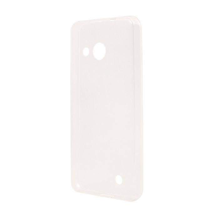 Husa Microsoft Lumia 550 Devia Silicon Naked Crystal Clear (0.5mm)