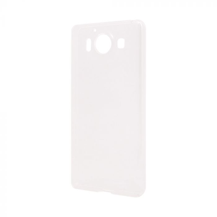 Husa Microsoft Lumia 950 Devia Silicon Naked Crystal Clear (0.5mm)