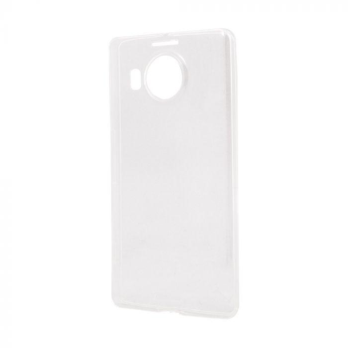 Husa Microsoft Lumia 950XL Devia Silicon Naked Crystal Clear (0.5mm)