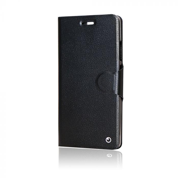 Husa Huawei Ascend P9 Lemontti Book Jelly Negru