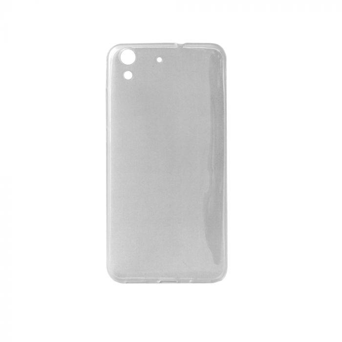 Husa Huawei Y6 II Lemontti Silicon Ultraslim Transparent