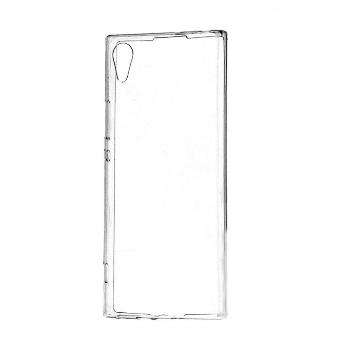 Husa Sony Xperia XA Lemontti Silicon Ultraslim Transparent