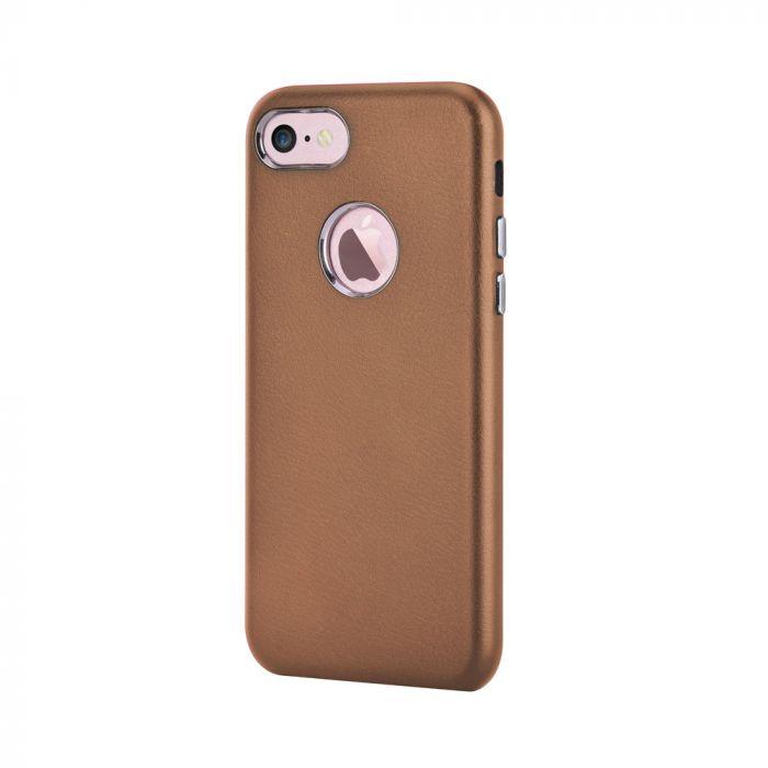 Carcasa iPhone 7 Devia Successor Brown (protectie 360°)
