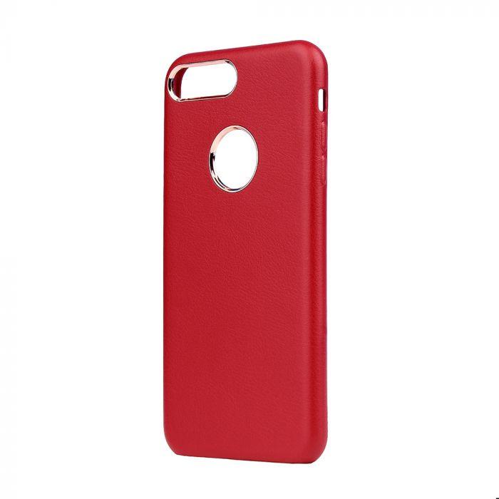 Carcasa iPhone 7 Plus Devia Successor Red (protectie 360°)