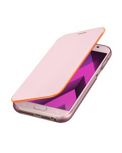 Husa Samsung Galaxy A5 (2017) Samsung Neon Flip Cover Pink