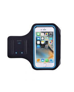 Husa Universal Devia Armband Easy Go Black (pentru smartphone de pana in 5.5 inch)