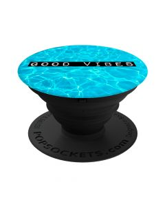 Suport Popsockets Stand Adeziv Good Vibes