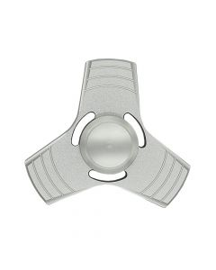 Lemontti Fidget Spinner Aluminiu Argintiu
