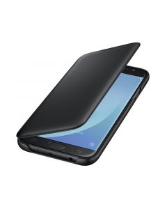 Husa Samsung Galaxy J7 (2017) Samsung Book Wallet Cover Black