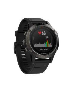 Smartwatch Garmin Fenix 5 Sapphire Negru
