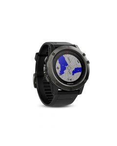 Garmin Smartwatch Fenix 5X Sapphire Negru