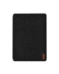 Husa iPad Air 3 (2019) / iPad Pro 10.5 inch Devia Flax Flip Black