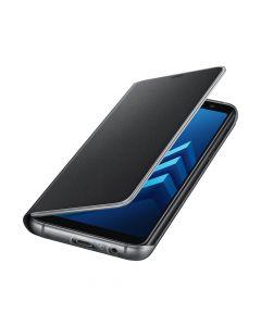 Husa Samsung Galaxy A8 (2018) Samsung Neon Flip Cover Black
