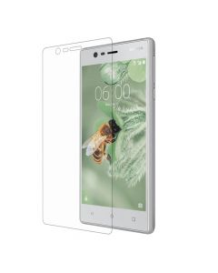 Folie Nokia 3 Eiger Sticla 3D Edge to Edge Clear