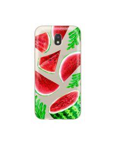 Husa Samsung Galaxy J5 (2017) Lemontti Silicon Art Watermelon