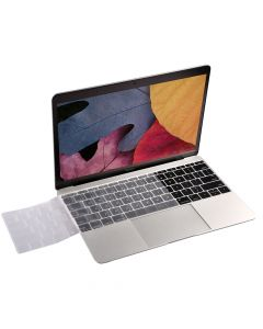 "MacBook 12"" Comma High Transparent Keyboard Protector Crystal"