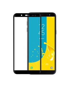 Folie Samsung Galaxy J6 (2018) Eiger Sticla 3D Edge to Edge Clear