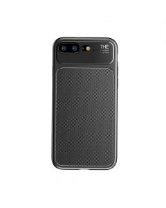 Husa iPhone 8 Plus / 7 Plus Baseus Knight Black