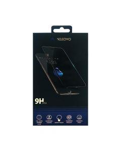 Folie iPhone XR Meleovo Sticla Defense Black
