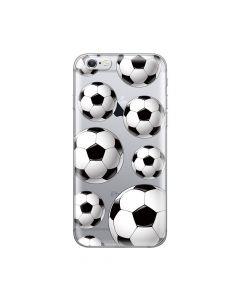 Husa iPhone 6/6S Lemontti Silicon Art Football