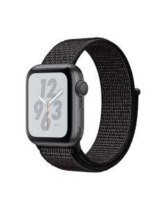 Apple Watch 4 Nike+ GPS Space Gray Aluminium Case 40mm cu Black Nike Sport Loop