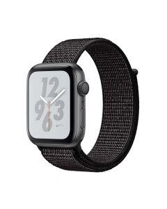 Apple Watch 4 Nike+ GPS Space Gray Aluminium Case 44mm cu Black Nike Sport Loop