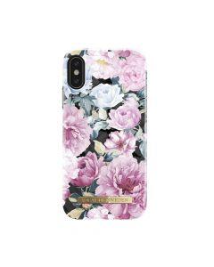 Carcasa iPhone X iDeal of Sweden Fashion Peony Garden
