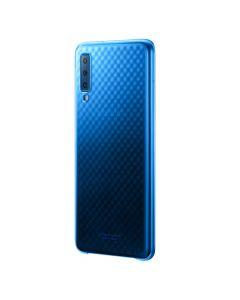Carcasa Samsung Galaxy A7 (2018) Samsung Gradation Cover Blue