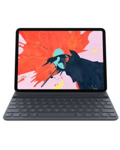 Husa iPad Pro 11 inch Apple Smart Keyboard Folio Charcoal Grey (tastatura in limba romana)