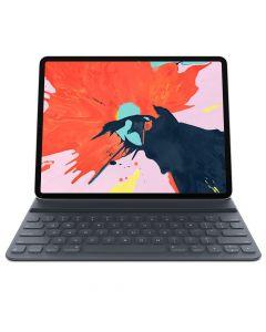 Husa iPad Pro 12.9 inch 2018 Apple Smart Keyboard Folio Charcoal Grey (tastatura in limba romana)