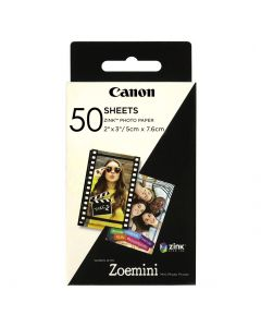 Canon Zoemini Set Hartie Foto Zink 50 buc (ZP-2030)