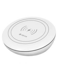 Incarcator Wireless Inductive Fast Devia White