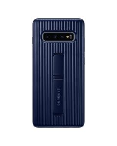 Carcasa Samsung Galaxy S10 Plus G975 Protective Standing Blue