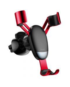 Suport Baseus Auto Mini Gravity Red