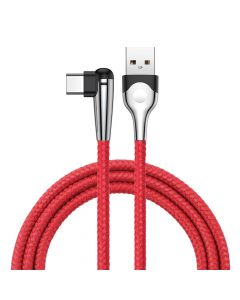 Cablu Type-C Baseus MVP Elbow USB Red