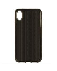 Husa iPhone XS Max Just Must Big Line Black