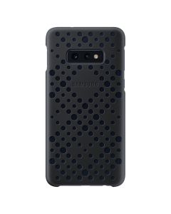 Carcasa Samsung Galaxy S10e G970 Samsung Pattern Cover Black & Green