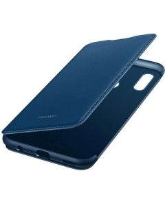 Husa Huawei P Smart (2019) Huawei Book Wallet Cover Blue