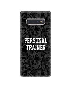 Husa Samsung Galaxy S10 Plus G975 Lemontti Silicon Art Personal Trainer