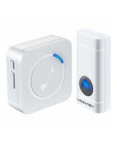 Wireless Homassy Sonerie White