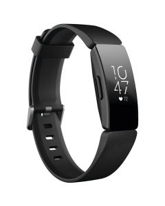 Fitbit Bratara Fitness Inspire HR Black