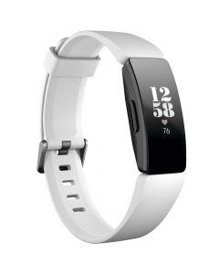 Fitbit Bratara Fitness Inspire HR White / Black