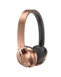 Casti Wireless Baseus (Bluetooth) Encok D01 Blush Gold