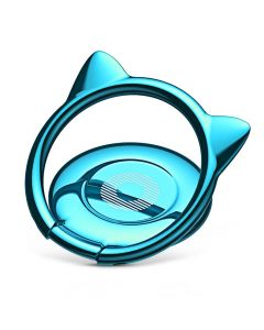 Suport Baseus Cat Ear Ring Bracket Blue