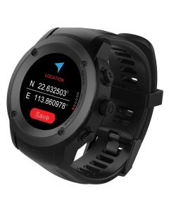Maxcom Smartwatch FitGo FW17 Power, GPS Negru (Bluetooth 4.0)