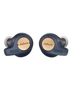 Casti Bluetooth Stereo Jabra Elite Active 65t Copper Blue (in-ear)
