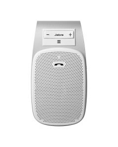 Speaker Jabra Bluetooth White Car Kit (prindere parasolar auto, ghidare vocala, Multi-Point)