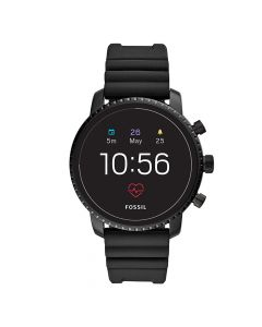Smartwatch Fossil Q Explorist Gen 4 Black (curea silicon)