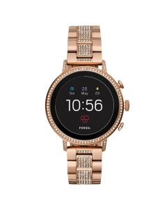 Smartwatch Fossil Q Venture Gen 4 Rose Gold