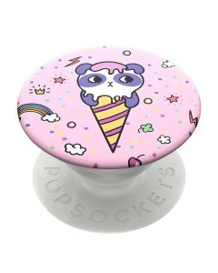 Suport Popsockets PopGrip Stand Adeziv Sugar Bear